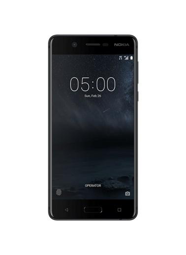 Nokia 5 Ta 1024 Ss Matte Siyah Cep Telefonu Siyah